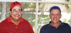Jorge Cepeda y Alberto Martínez