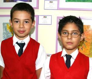 Carlos Salum y Roberto Ricalde.