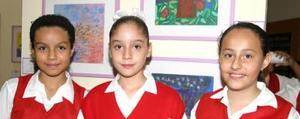 Graciela Ramos, luisa Fernanda Anaya y Lily Robles.
