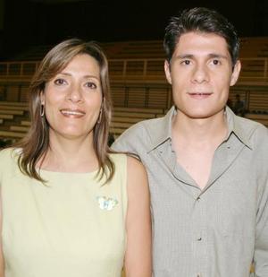 Irma González e Íñigo González