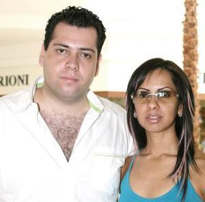 Simón Vargas y Mariana Castillo.