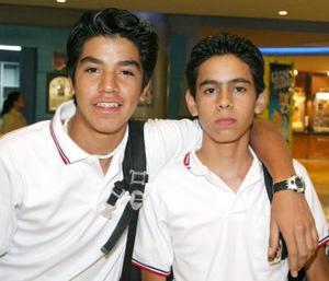 Jesús Díaz y Jesús Macías.