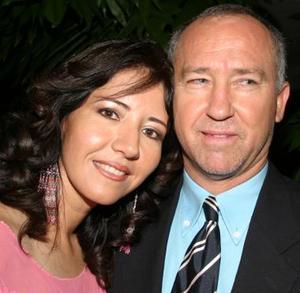 Rogelio y Susy Dingler.