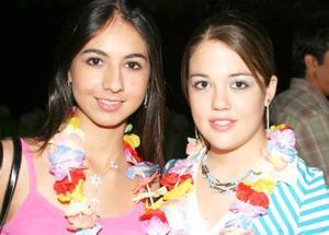 Ileana Soto y Marcela Villarreal.