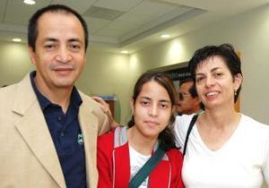 Amorita Salas, Ivonne y Jorge Mora viajaron a Toluca, Estado de México..jpg