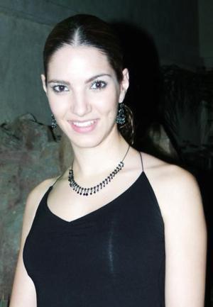 Ana Lucía  Fernández Lavín se casará este sábado con Guillermo Humphrey Tueme..jpg