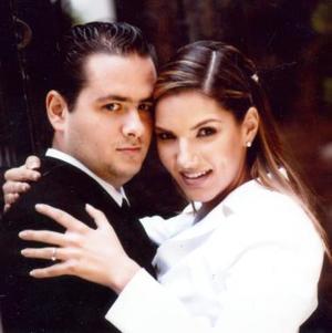Guillermo Humphrey Tueme y Ana Lucía Fernández Lavín.