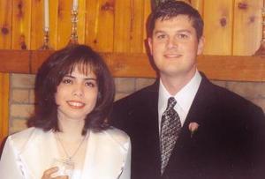 Jeffrey Collison y Carolina Sakoda.