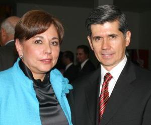Sofía y Jaime Méndez.