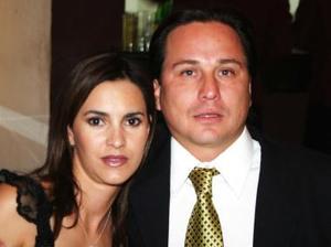 Alejandra Cabrera y Arturo Zarzosa.