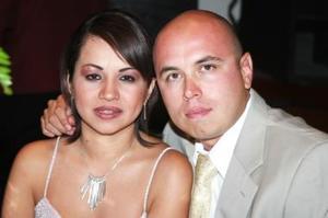 Nora Leyer y Rafael Carmona.
