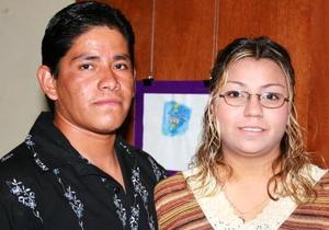 José Carlos García y Sara Castro Castillo.