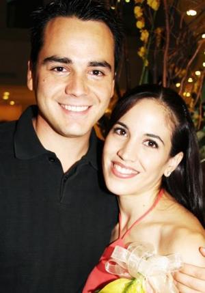 Alberto Gaitán Salcido y Elisa Yáñez Bustamante contraerán matrimonio el próximo dos de octubre, en la ciudad de Chihuahua.