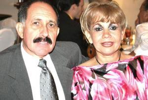 Arturo y Martha Blankense.