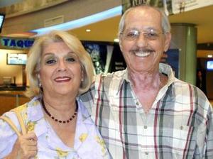 Roberto y Mariela Gutiérrez.
