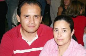 Víctor Severo y Lucía de Ortiz.
