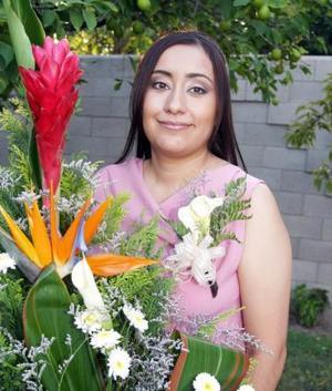Miroslava Meza Solís disfrutó de una despedida de soltera por su próxima boda