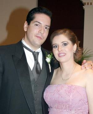 Gabriel Gómez Sáenz y Keta Bonilla de Sáenz