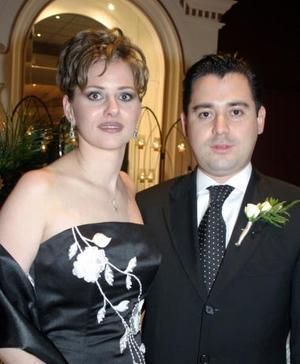<u><i> 26 de Septiembre de 2004</u></i><p>  Katy Bonilla y Ray Moreno