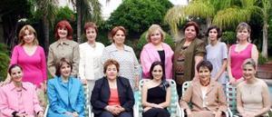 Lucila Hernández García disfrutó de una despedida de soltera que le ofrecieron sus amistades.