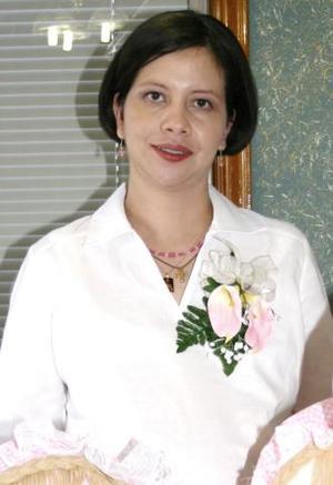 Angelita de Rodríguez disfutó de una fiesta de regalos, por el cercano nacimiento de su bebé