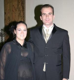 Luis García Murra y Sra.