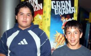 José y Eduardo Villegas.