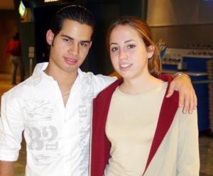Javier Ramírez y Paulina De Nigris.
