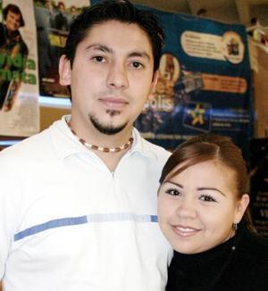 Leo Muñoz y Susana Gutérrez.