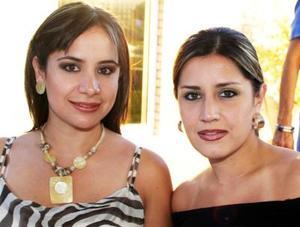 Ileana dávila y Mónica Orduña.