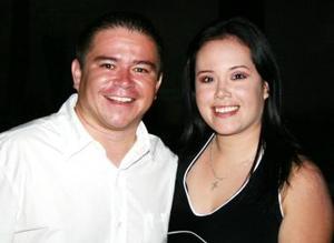 Juan Francisco Landeros Ortega y Leilani Flores Carrillo.