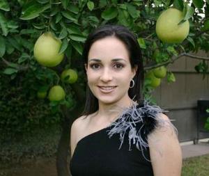 Lucila Hernández disfrutó de su despedida de soltera