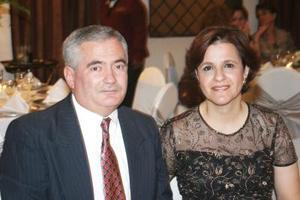 Íñigo Belausteguigoitia y María Teresa de Belausteguigoitia