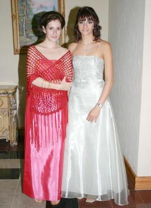 Mayte y Rocío Murra