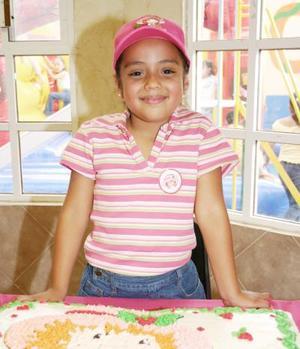 <u><i> 03 de octubre de 2004</u></i><p>  Natalia Hernández García festejó su séptimo cumpleaños con un divertido convivio