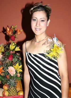 Ana Luisa Silva disfrutó de una despedida de soltera, que le ofrecieron por su próxima boda con Horacio Ayala Valdés.