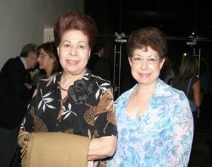 Luz María y Maria del Socorro Soto