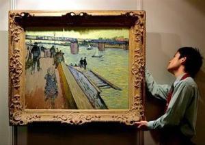 La casa de subastas londinense Christie's expone  17 obras maestras del arte impresionista, entre ellas varias de Van Gogh y Monet, valoradas en 75 millones de dólares y que saldrán a subasta el próximo tres de noviembre en Nueva York.