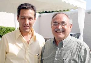 Alberto Allegre del Cueto y Alfonso Soto Corral