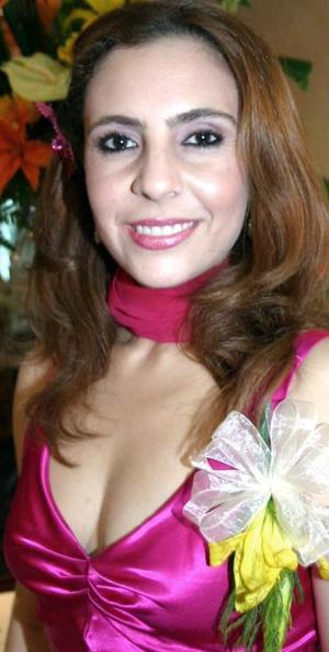Bety Garza del Valle, ensu despedida de soltera.