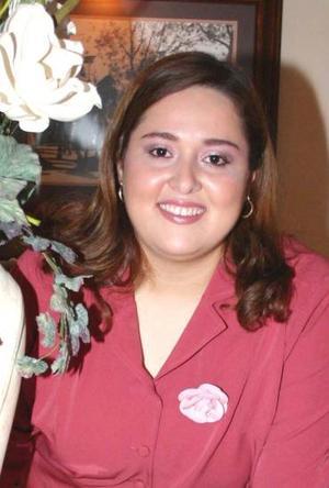 Laura López Mora contraerá nupcias con Juan Carlos Veloz Díaz, el próximo 19 de noviembre.