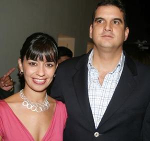 Anabel y Alfredo Murra.