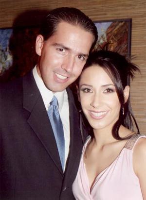 Antonio Miñarro Dingler y Ana Sofía Soltero Meléndez.