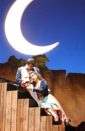 El Teatro Nazas recibió por primera vez a la Camerata de Coahuila con esta famosa ópera italiana.