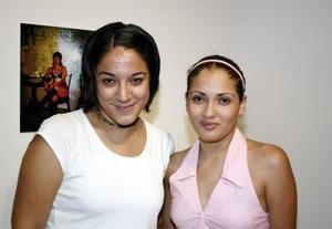Maribel Ortiz y Olga Zurita