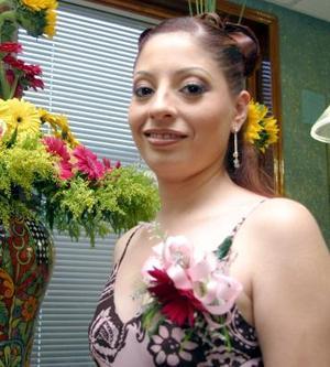 Gabriela Ortiz Figueroa contraerá matrimonio  con Arturo González González