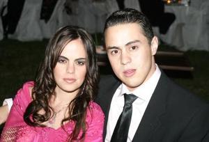 Mary Tere Jiménez y Enrique Martínez