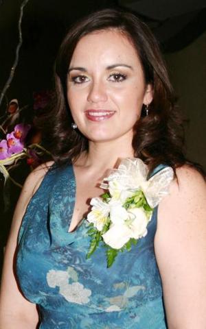 Rosa Amalia Jaik muñoz disfrutó de una despedida de soltera que le organizaron por su cercano enlace nupcial con Antonio Durán.