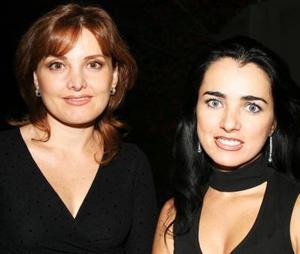 Marcela de la Torre y Mónica Silveyra.