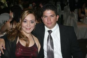 Amador Robles y Ana Paula Madero.